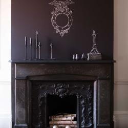 Chalkboard Black Chalkboard