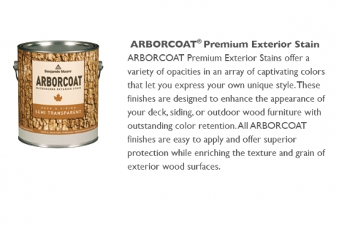 ArborcoatStain