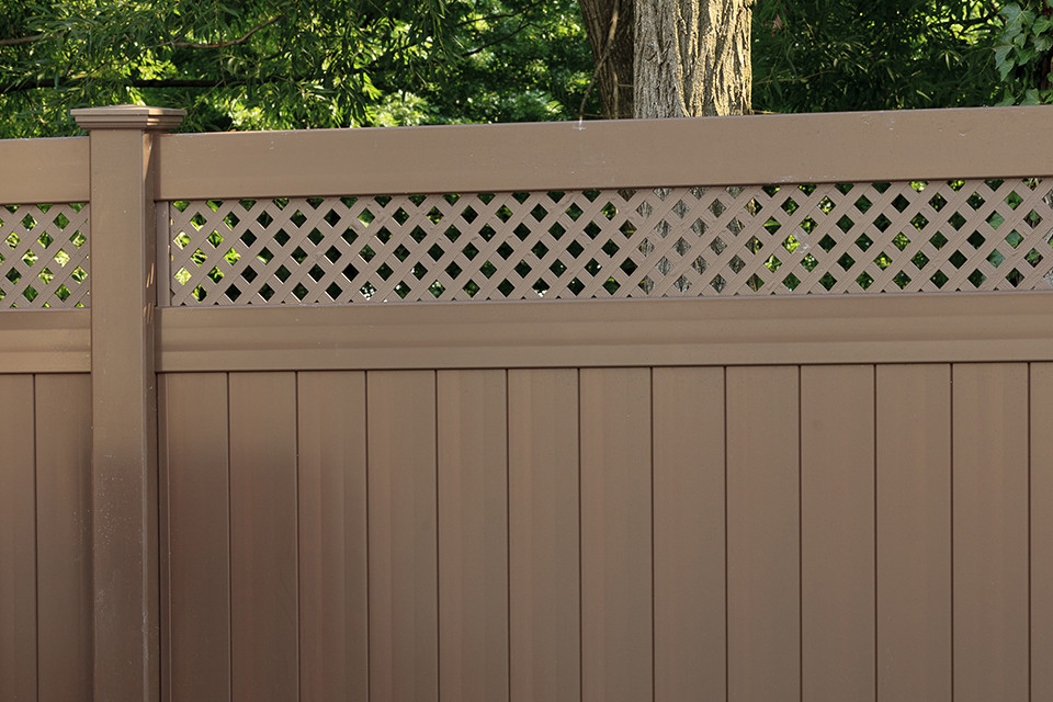 Illusions Vinyl Fencing