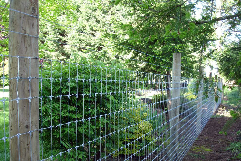Stay-Tuff Deer Fencing