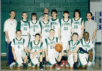 CYO Basketball – 7th Grade Boys Coach: Todd Jordan