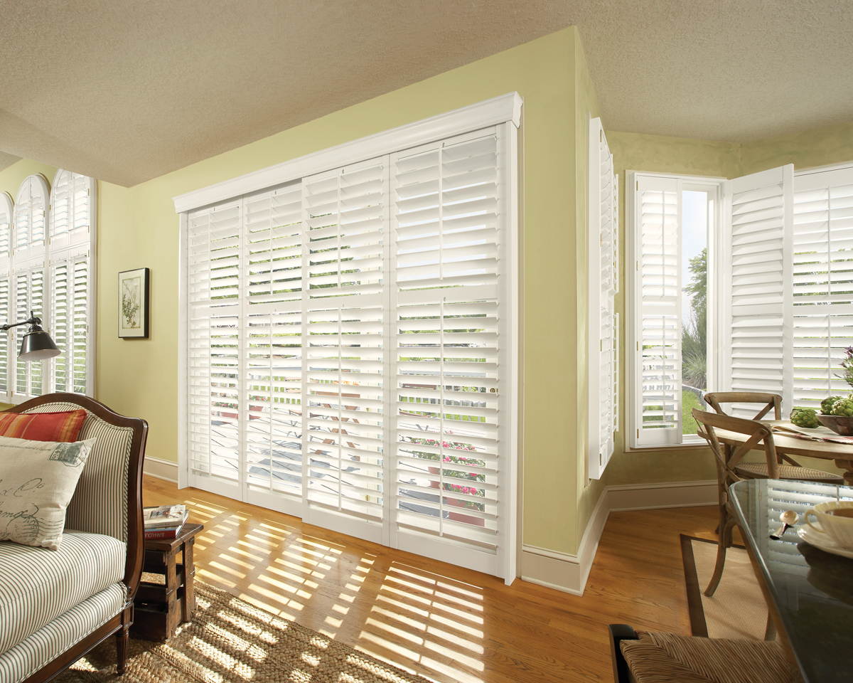 Customshutters with Bypass